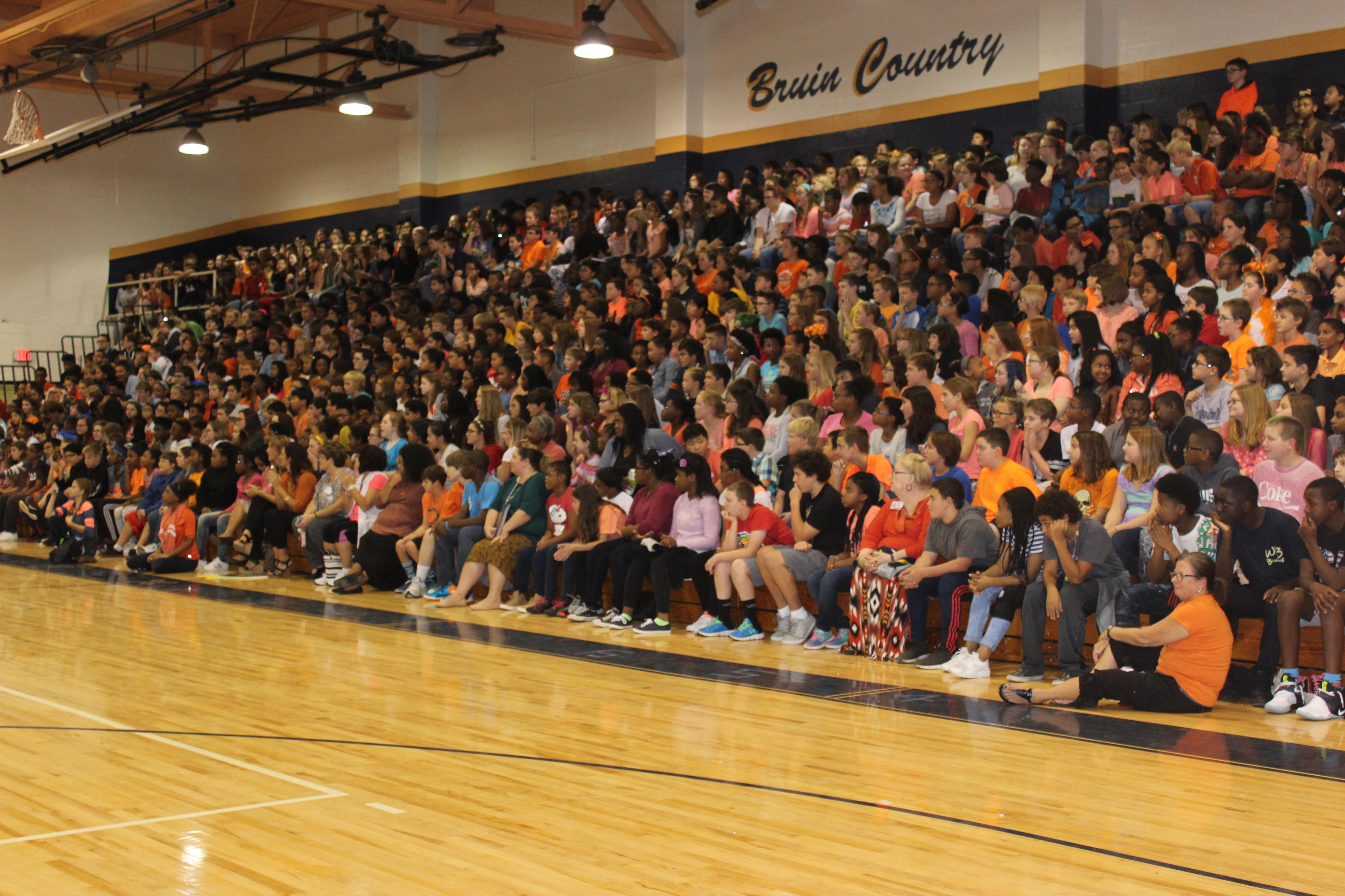 Mission Statement Western Branch Middle School