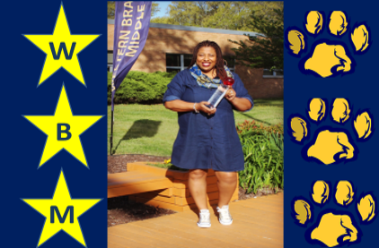 Picture of Western Branch Middle Bruin Ambassador - Ms. Shay Duncan