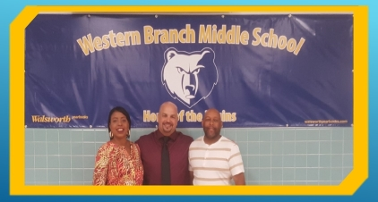 WBMS thanks the Mount Global Western Branch Site for our delicious ice cream social on the last day of the school year. Your time and gifts were very appreciated.