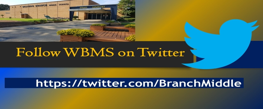 Follow WBMS on Twitter: https://twitter.com/BranchMiddle