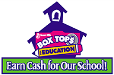 Box tops (earn cash for our school!)