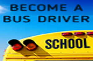 Become a BUS DRIVER!!!