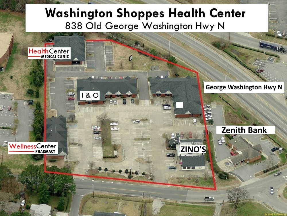 Health Screening @ Health Center Washington Shoppes | Chesapeake | Virginia | United States