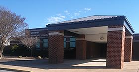 Greenbrier Intermediate school building