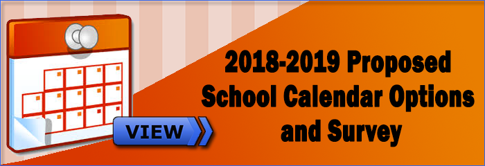 2019-2019 School Calendar Options & Survey - View Button - Calendar