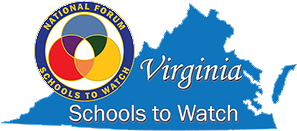 Virginia Schools to Watch Logo