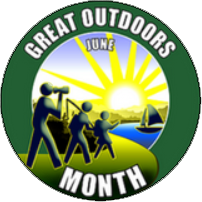 June Great Outdoors Month