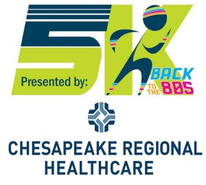 We Move 5K Presented by Chesapeake Regional Healthcare