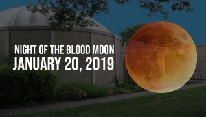 Night of the Blood Moon - January 20, 2019