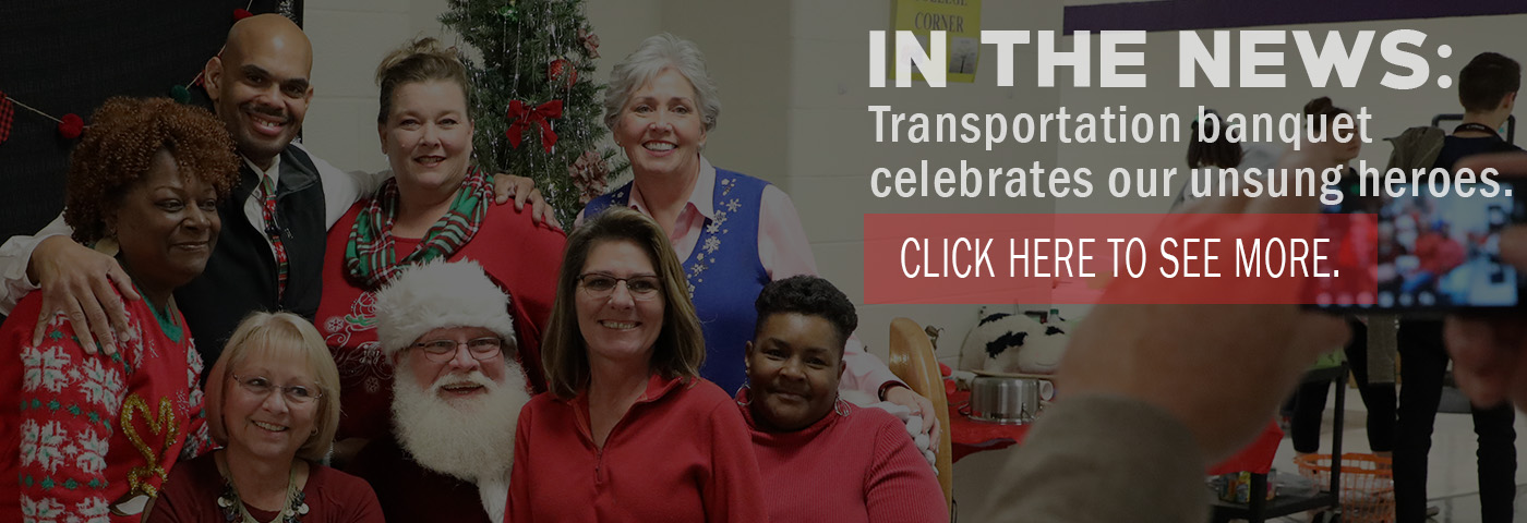 In the News: Transportation banquet celebrates our unsung heroes. Click here to watch.