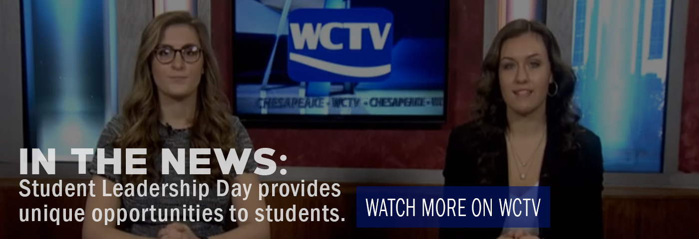 In the News: Student Leadership Day provides unique opportunities for students. Watch More on WCTV.