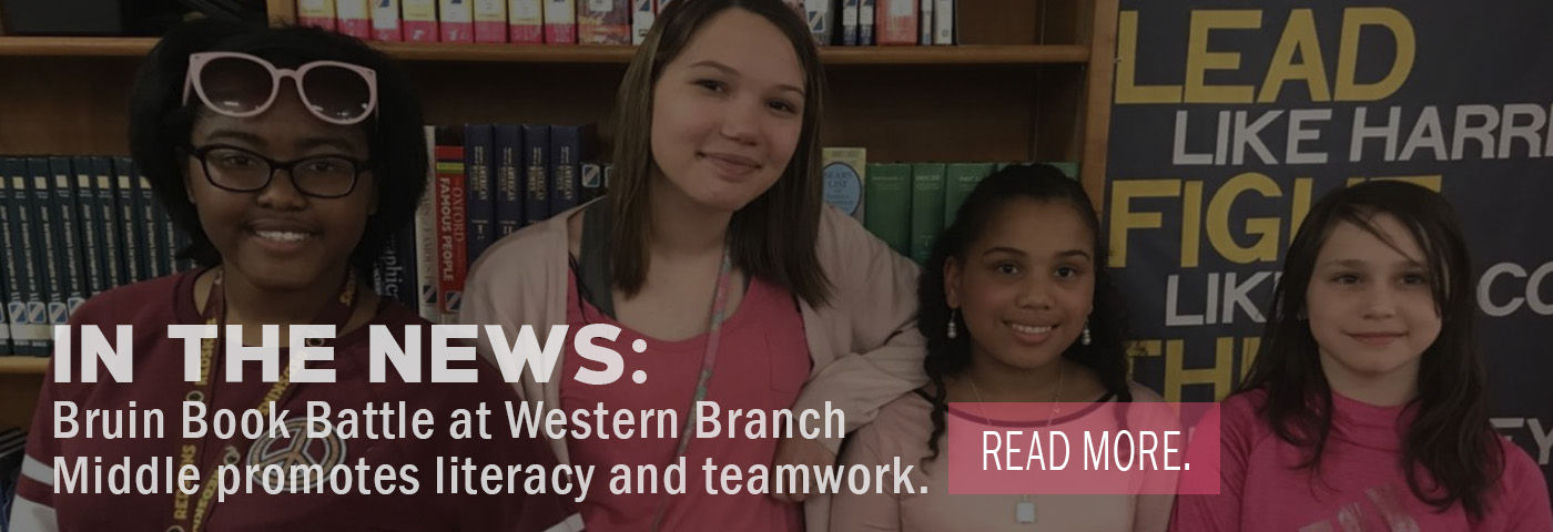 In the News: Bruin Book Battle promotes literacy and teamwork. Read more.