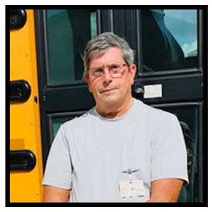 David Lawrence - Outstanding Bus Driver