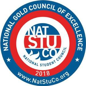 National Gold Council of Excellence. National Student Council 2018.