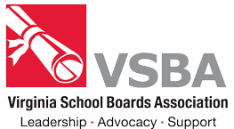 VSBA - Virginia School Boards Association. Leadership. Advocacy. Support.