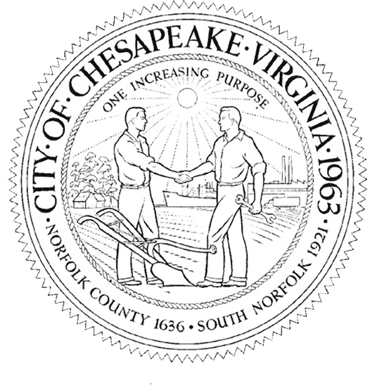 City of Chesapeake Seal