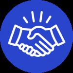 ICON for Strategic Goal 4: Community Partnerships