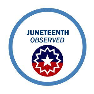 Juneteenth Observed