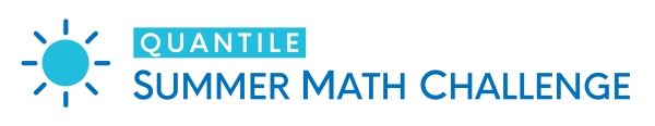 Quantile Summer Math Challenge Logo